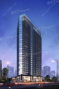 江南区-天健领航大厦  1100大面积,江南核心地段