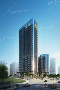 江南区-江南写字楼王   天健领航大厦  高端写字楼  1100平超大面积   低至30元/m²