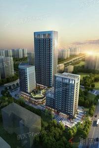 江南区-天健领航大厦  高端级写字楼  1100平整层出租   低至30元/m²   中心地段
