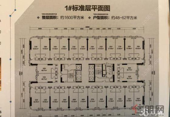 五象總部基地 富雅國際生活館公寓 租一層得兩層