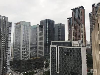 東盟商務區,東盟商務 高層272平僅租42平 精裝  利海亞洲國際 地鐵