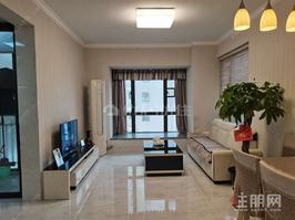 精装两房 电梯高层视野开阔 租金1800 普罗商圈 拎包入住