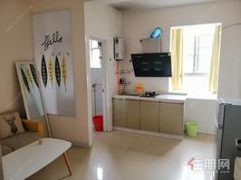 精装一房一厅出租,有家具。