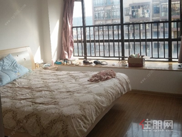 青秀區東盟商務盛天茗城3房115平米4200元/月