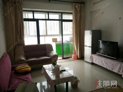 柳沙-青秀区琅西半岛康城1房49.68平米1600元/月