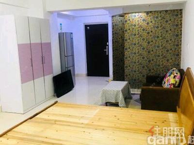 柳沙-青秀区琅西半岛康城1房46平米1800元/月