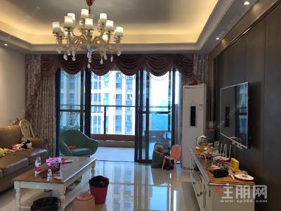 凤岭北-青秀区凤岭北荣和·公园悦府4房143平米6500元/月