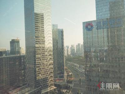 五象大道-五象航洋城200平精装部办公家具1万/月