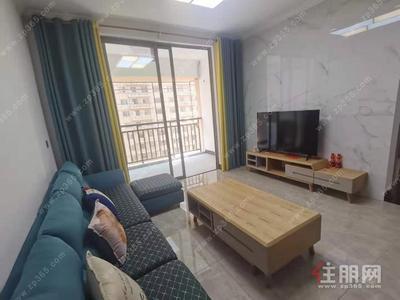 江南新区,市中心高楼层!家具家电齐全!