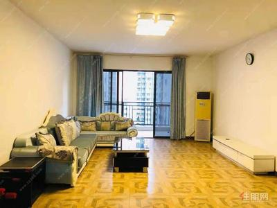 五象大道-江悅藍灣四房出租租金3600電梯房次新小