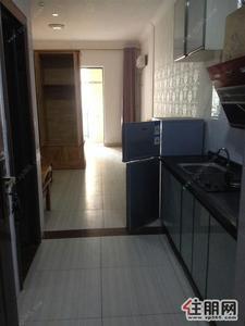 钦南区-江滨豪园58平米一房一卫一阳全配套月租750元