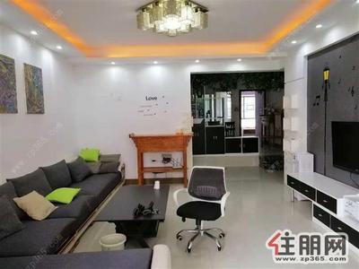仙葫新区-联发尚品温馨装修风格三室房子干净整洁