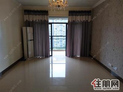 柳沙-业主自住装修好干净整洁出租大观天下欧式大三房