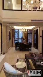 凤岭儿童公园旁,豪装拎包入住,楼中楼带露台,紧邻东站