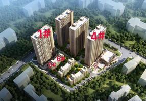 南宁火东站商圈+花园洋房、平层、楼中楼+地铁5号线