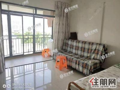 海城区-丽水南珠,正规一房一厅,全新装修从未入住,可长租段租