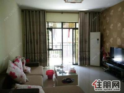 中心区-温馨出租上海城3室2厅120平米简单装修押二付三