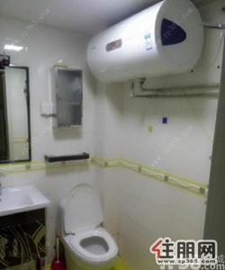 钦北区-中地滨江国际700元1室1厅1卫精