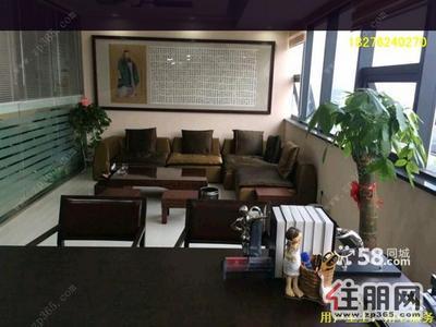 高新区-阳光100写字楼,精装配套办公设施,入户