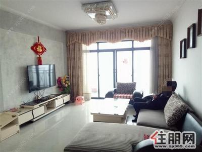 海城区-北海名座,118平3房2厅2卫,中装修,2600元,拎包住