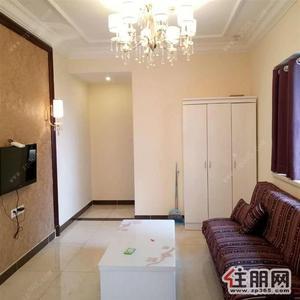 -恒大国际广场正规一室一厅全新装修钥匙在手随时看房
