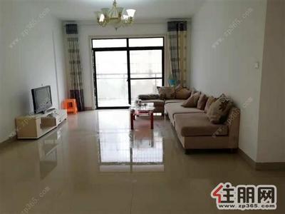 海城区-西藏路君临西海岸3房2厅中装仅租1800/月