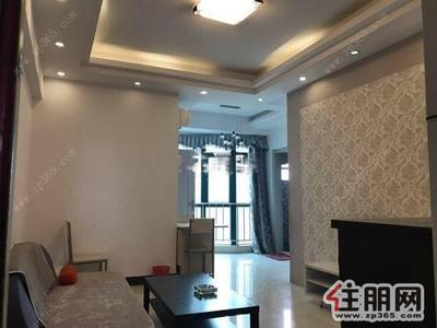 海城区-北部湾广场世纪公寓1房1厅中装仅租1000/月