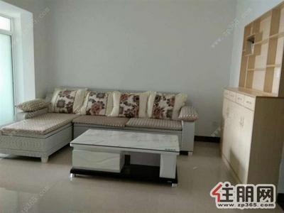 海城区-圣煌广场1500元2室2厅1卫***修,家具电器齐全
