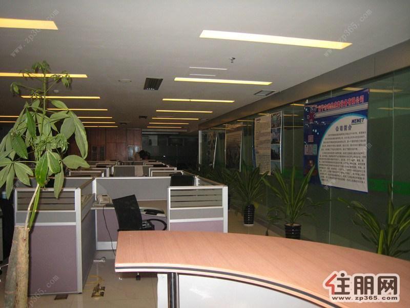 55平米办公室装修设计