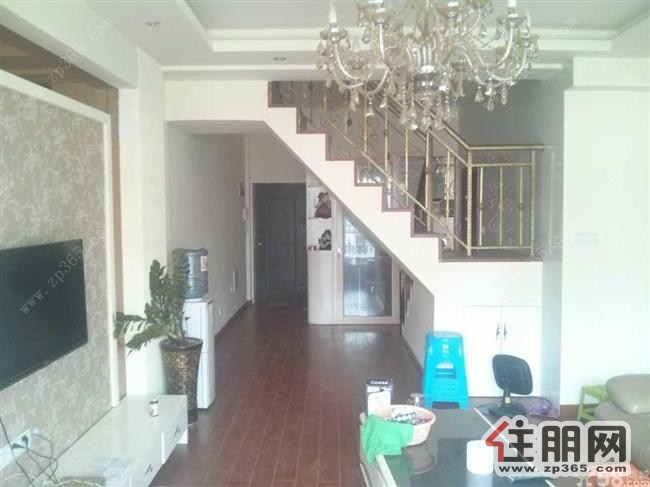 居家豪装2层半别墅式楼中楼住宅锦绣江南4