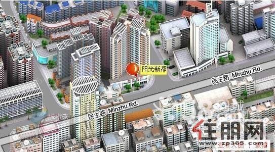 农村临街商住中式设计图