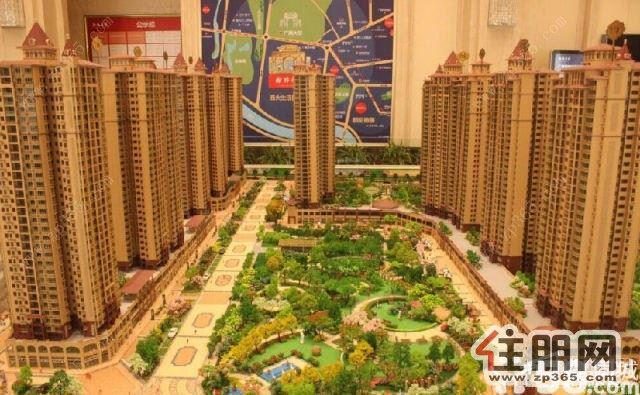 小区地图 地址:良庆-五象大道-碧桂园天玺湾
