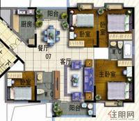 18#楼07户型