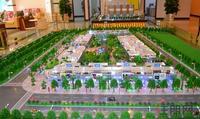 恒兆河西湾国际公馆实景图|沙盘 实景