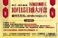 振宁现代鲁班广告欣赏|10.12振宁・现代鲁班广告