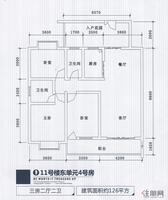 琅东花园11号楼东单元4号房
