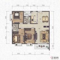 科赛·江景城B2-B户型