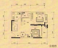 麒麟华府C5户型图