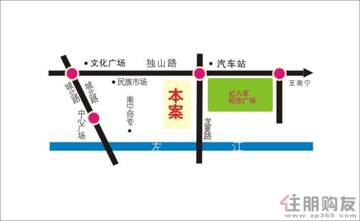 龙鑫区位图(5.20)