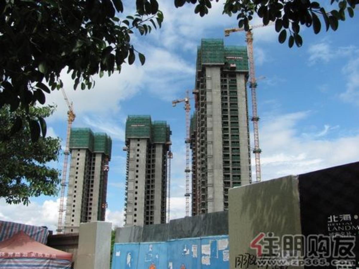 北京·名座实景图