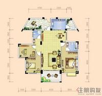 6#楼标准层02房