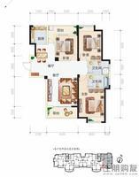 3#楼3D户型