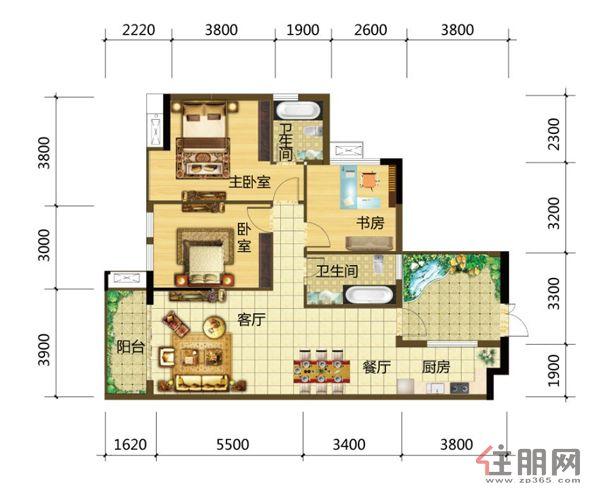 滨江园高层公寓