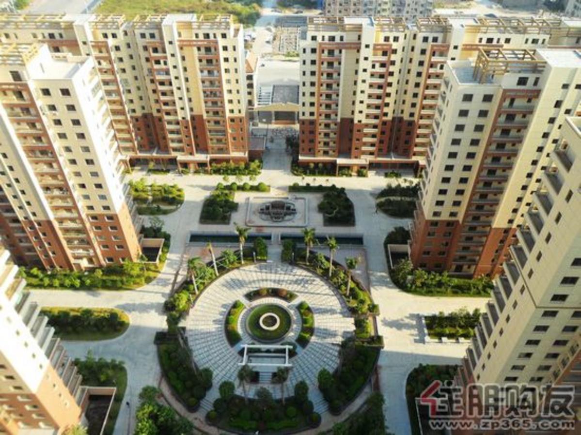 银丰·世纪城实景图2