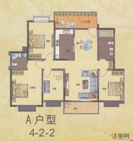 桂星园中庭A户型