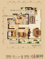 3/4#楼1/2单元3/4、1/2号房