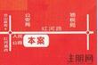 红河时代广场交通图