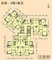 丽港华府5#楼1单元