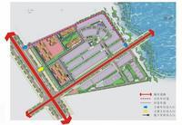 南湖商业广场效果图|3-04交通分析图