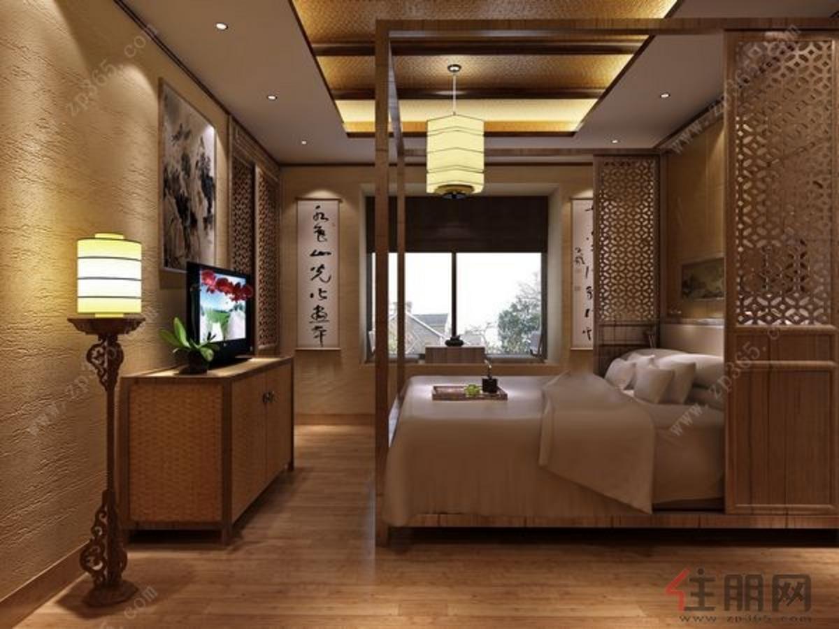 中式卧室副本